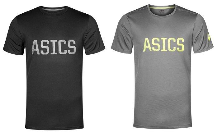 ASICS Graphic Tee Herren Fitness T-Shirt je nur 5,55€ + VSK (statt 12,99€)