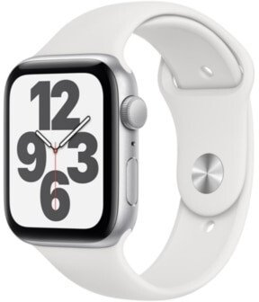 Apple Watch SE (44mm, GPS) Sportarmband für 275,90€ inkl. Versand (statt 304€)