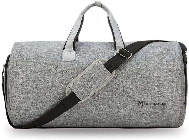 Modoker Garment Reisetasche in 2 Farben für je 16,71€ inkl. Versand (statt 28€)