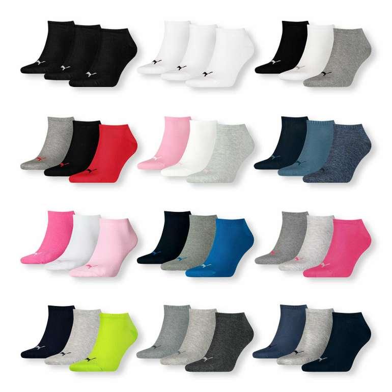 15 Paar Puma Sneaker-Socken für 29,99€ inkl. Versand (statt 35€)