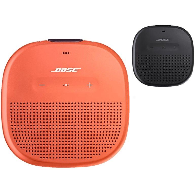 Bose SoundLink Micro Bluetooth Lautsprecher in schwarz, blau oder orange für 69€ (statt 80€)