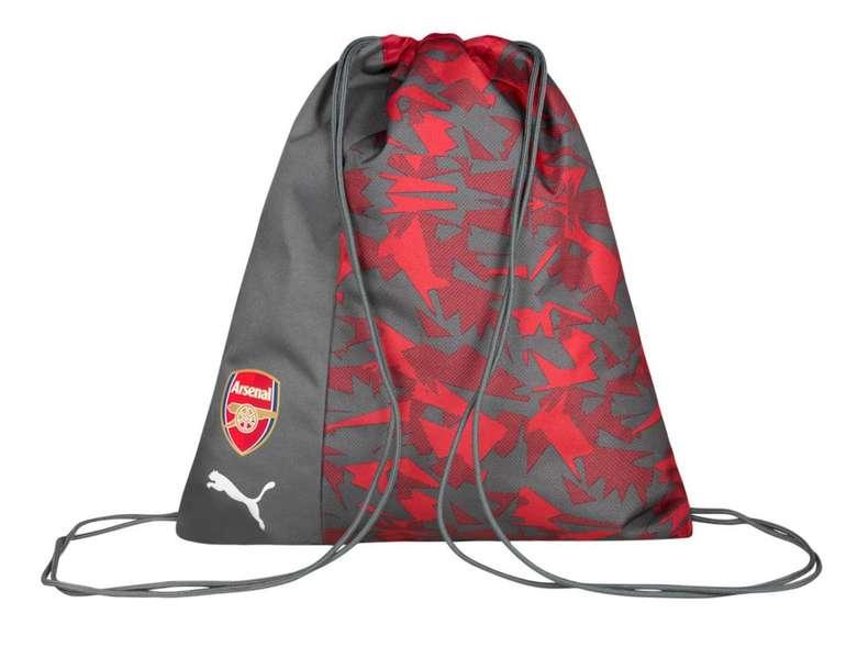 FC Arsenal Fußball-Sale mit bis - 76% Rabatt, z.B. Gym Bag für 7,99€ oder Trikots ab 19,99€
