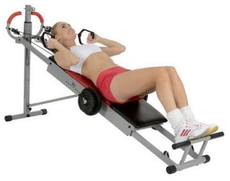 Christopeit Sport Total Exerciser TE 1 Ganzkörpertrainer für 116,94€ inkl. Versand (statt 147€)