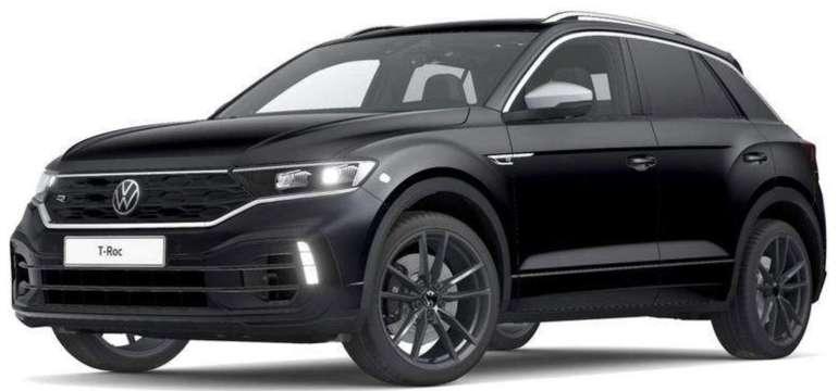 Gewerbe Leasing: VW T-Roc R DSG mit 300 PS und Vollausstattung für 199€ netto mtl. (Überführung: 832€, LF: 0.4)