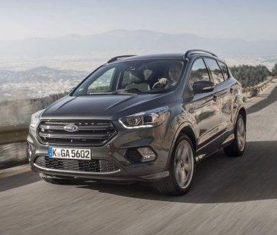 Gewerbe Leasing: Ford Kuga 2.0 EcoBoost ST-Line 4x4 mit Lieferung für 99,01€ mtl
