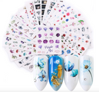 24er Pack Kapmore Nagelsticker (Nail Art Sticker) für 1,99€ inkl. Prime Versand