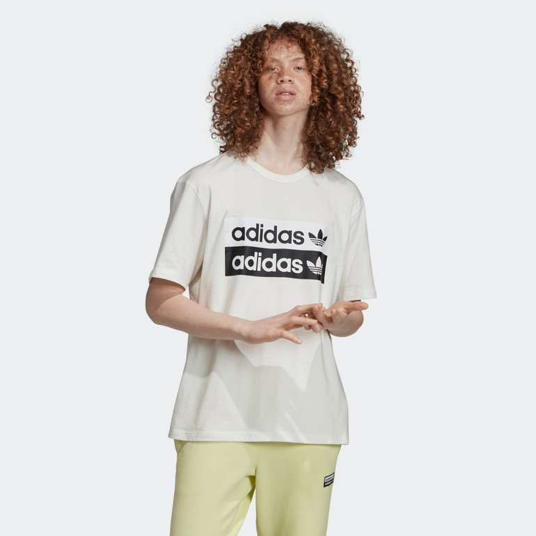 Adidas Logo T-Shirt für 15,66€ inkl. Versand (statt 18€) - Creators Club!