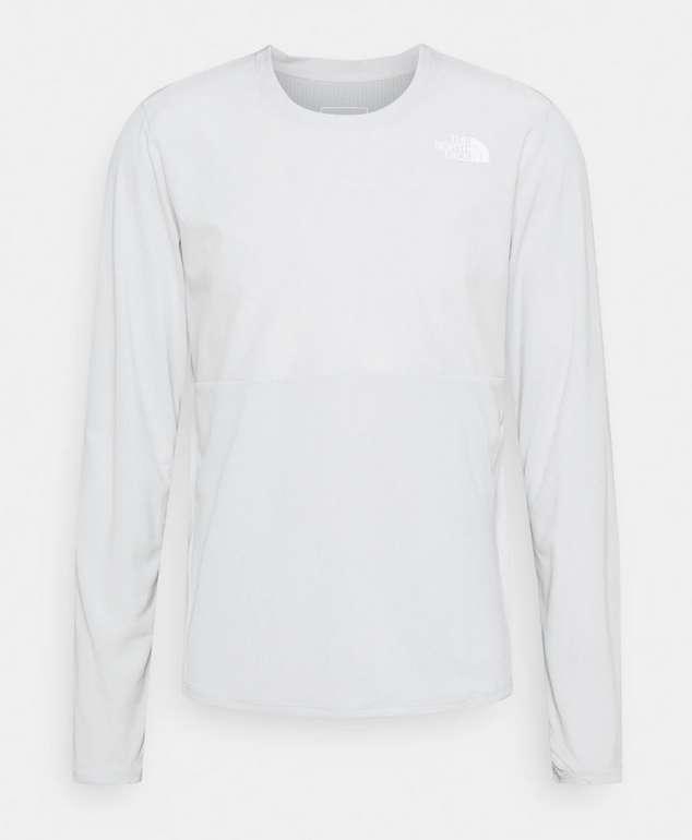 The North Face Sportshirt in grau für 15,90€ inkl. Versand (statt 31€)