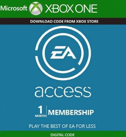 1 Monat EA Access (Xbox One) für 1,19€ (statt 3€)