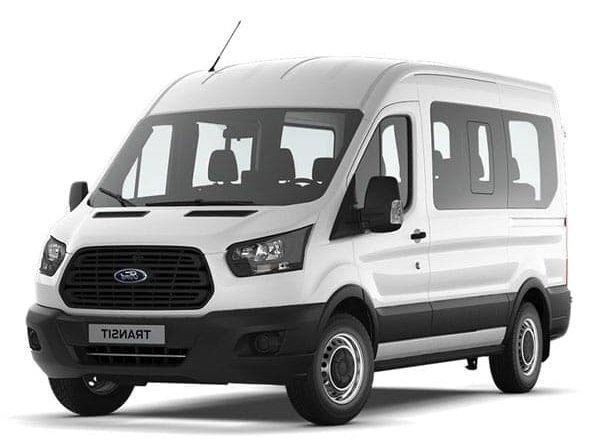 Ford Transit Kasten Trend 350L2H2 mit 130PS für 159,46€ Netto monatlich im Gewerbeleasing