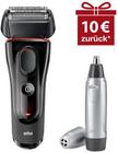 Braun Series 5 5030S Rasierer inkl. Braun EN10 Trimmer für 62,91€ inkl. Versand