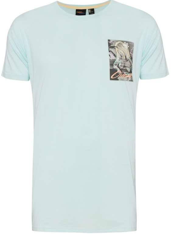 O'Neill LM Flower Herren T-Shirt in 2 Varianten für 15,94€inkl. Versand (statt 20€)