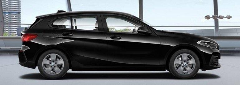 BMW 116i Leasing 3