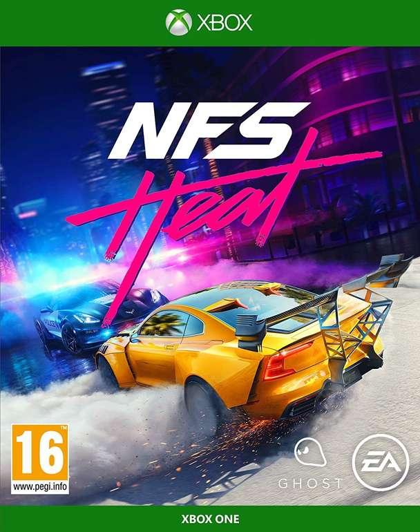 Need for Speed Heat (Xbox One) für 45,90€ inkl. VSK (statt 54€)