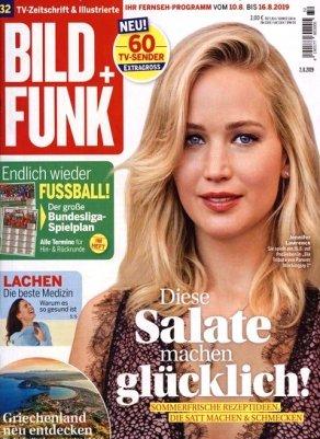 """Jahresabo der Zeitschrift """"Bild + Funk"""" für 119,60€ + 110€ Amazon Gutschein"""