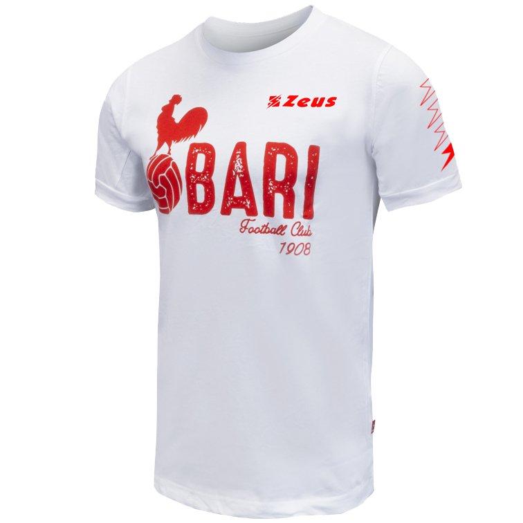 Zeus SSC Bari Sale, z.B. Herren Fan T-Shirt ab 1,35€ (statt 10€)