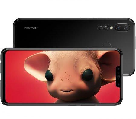 "Huawei P Smart+ (2018) - 6,3"" Smartphone (FHD+, RAM 4GB, 64GB) für 199€"
