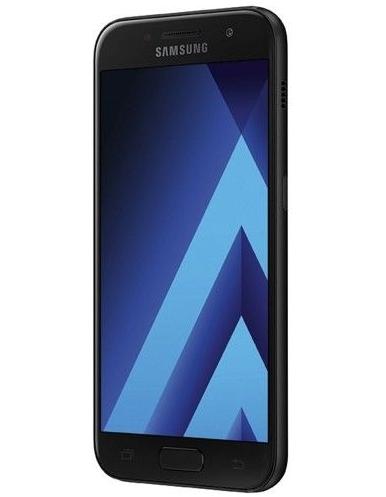 Samsung Galaxy A3 (2017) in schwarz für 199€ inkl. Versand (B-Ware)
