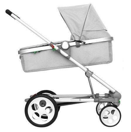 Seed Pli Plus Kinderwagen in schwarz, blau oder silber für 249,99€ (statt 358€)