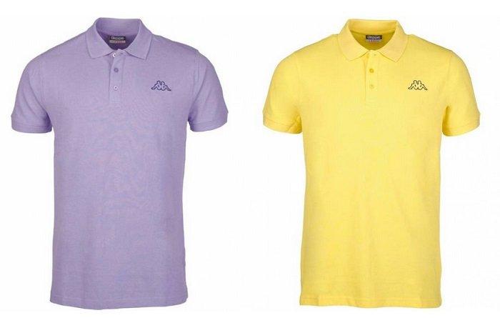 Kappa Samul Herren Polo Shirt für je nur 5,99€ zzgl. VSK (statt 12,99€)