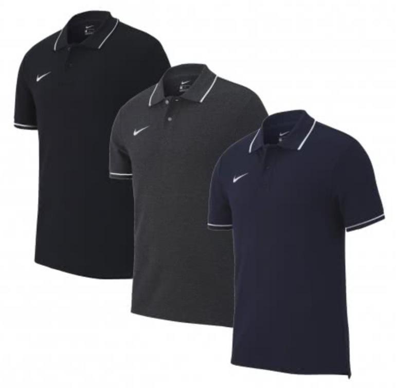 3er Pack Nike Polo Shirts in verschiedenen Farben (100% Baumwolle) für 39,99€