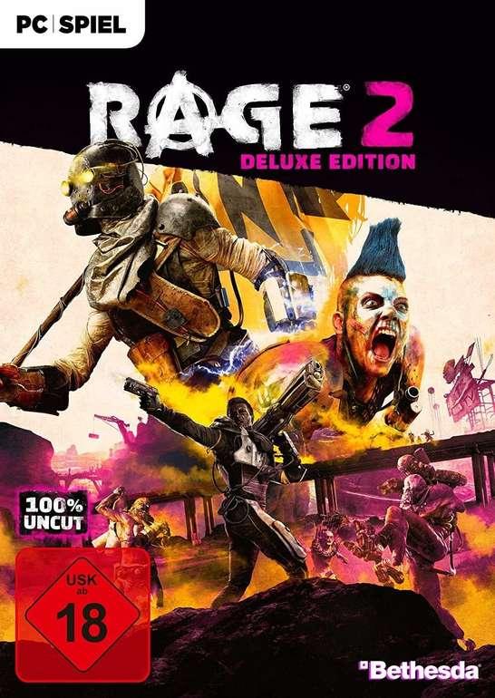 Rage 2 Deluxe Edition (Code in der Box) für PC für 12,98€ inkl. Versand (statt 15€)