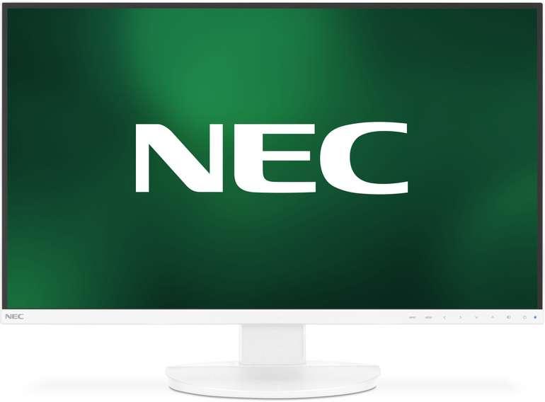 NEC MultiSync EA271Q LED-Monitor in weiß (WQHD, PLS, Lautsprecher) für 261,79€inkl. Versand (statt 520€)