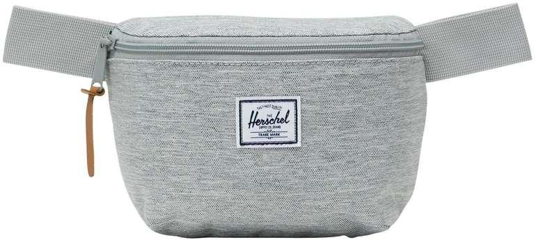 Herschel Gürteltasche 'Fourteen' in graumeliert für 20,32€ inkl. Versand (statt 30€)