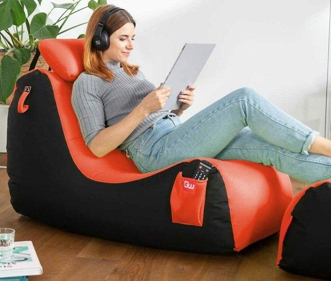 Gamewarez Sitzsack-Set