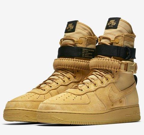 Nike SF Air Force 1 Herren Sneaker für 95,18€ inkl. VSK (statt 160€)