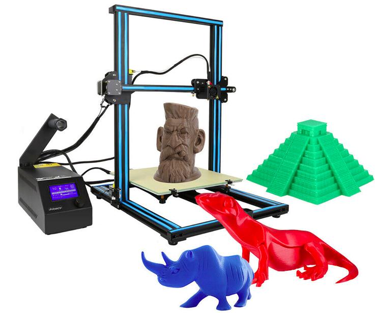Creality3D CR 10 3D Desktop DIY Drucker für 225€ inkl. Versand (aus Deutschland)