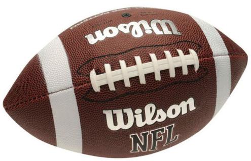 Wilson NFL American Football (Offizielle Größe) für 15,95€ inkl. Versand