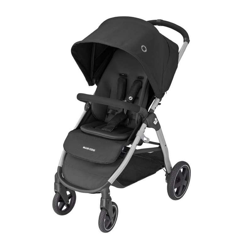 Maxi Cosi Sportwagen Gia Essential Black für 173,89€ inkl. Versand (statt 199€)