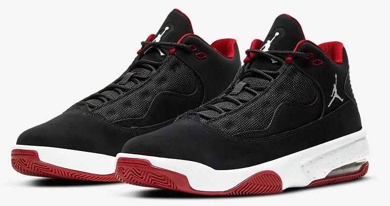 Nike Jordan Max Aura 2 Herren Sneaker für 79,99€ inkl. Versand (statt 124€)
