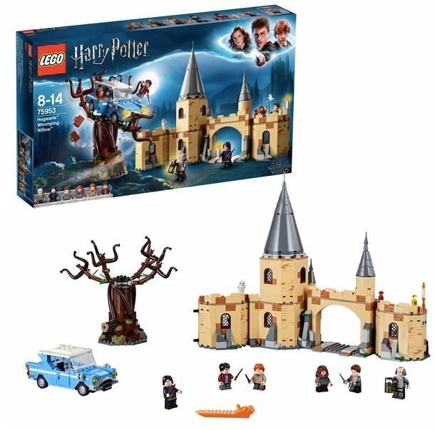Lego Harry Potter - Die Peitschende Weide von Hogwarts (75953) für 44,99€ inkl. Versand