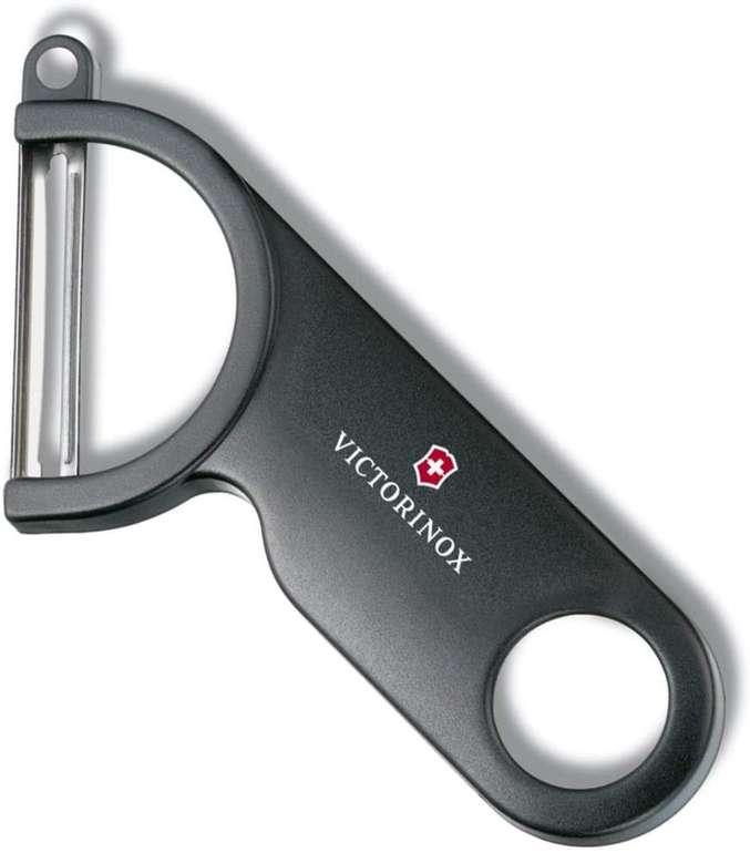 Victorinox Sparschäler mit Pendelklinge (Rostfrei, Spülmaschinengeeignet) je 3€ mit Prime Versand (statt 4€)