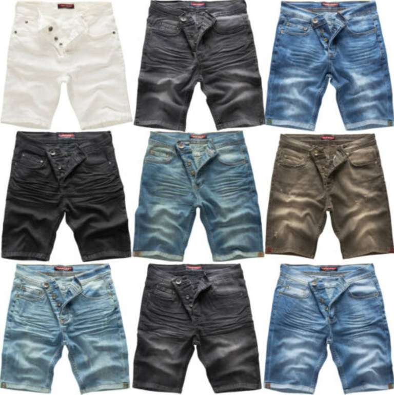 Rock Creek Denim Herren Jeans Shorts je 24,90€ inkl. Versand (statt 30€)