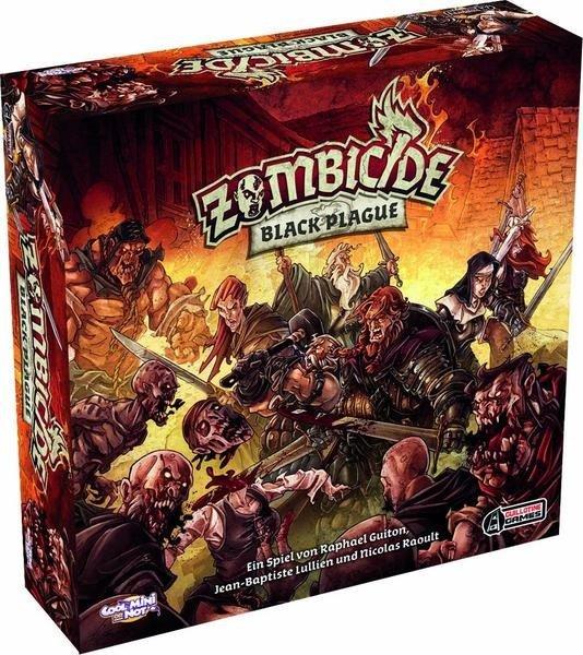 Zombicide Black Plaque Brettspiel für 62,63€ inkl. Versand (statt 70€)