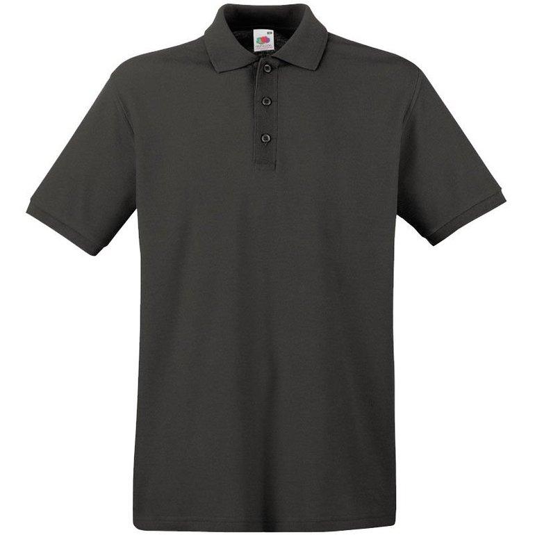 Fruit of the Loom Premium-Poloshirts für Herren zu je 9,95€ inkl. Versand