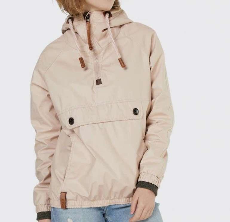 Naketano Damen Übergangs-Jacke in puder für 32,22€ inkl. Versand