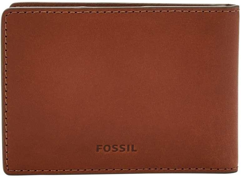 Fossil Herren Geldbörse Nev Front Pocket Bifold für 11,90€ inkl. Versand (statt 34€)