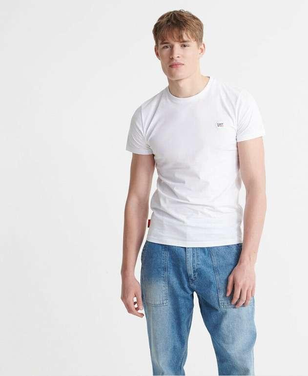 Superdry Herren Collective T-Shirt aus Biobaumwolle für 11,95€ inkl. Versand (statt 21€)