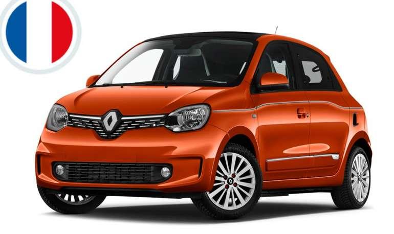 Gewerbeleasing: Renault Twingo mit 82 PS für 38€ netto mtl. (BAFA, LF: 0.19, Überführung: 965€)