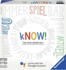 Ravensburger Spiel kNOW! + Google Home Mini für 35,98€ inkl. Versand