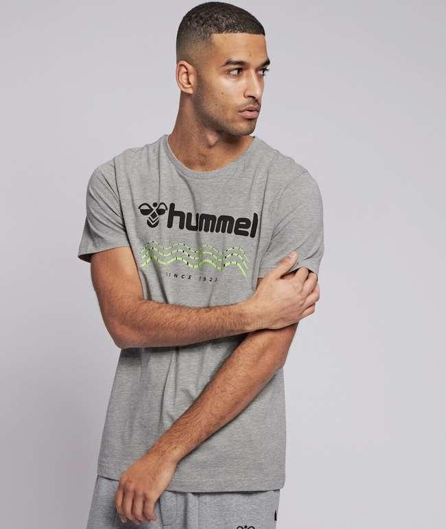 Hummel Herren T-Shirt 'Splash' in 3 Farben für je 9,31€ inkl. Versand (statt 17€)