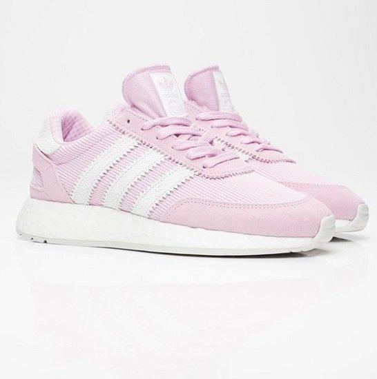 adidas I-5923 Iniki Runner Damen Sneaker in Pink für 44€ inkl. VSK (statt 62€)