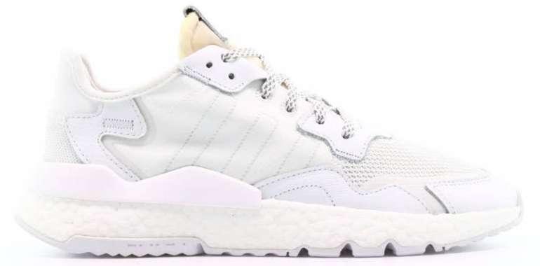 Adidas Nite Jogger Sneaker im Crystal White-Colourway für 64,95€ (statt 95€)