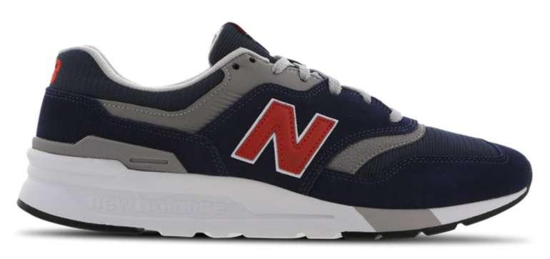 New Balance 997 Herren Sneaker (versch. Farben) für je 49,99€inkl. Versand (statt 57€)