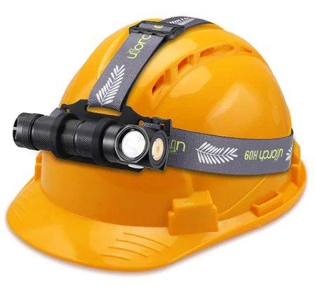 Utorch H09 Stirnlampe 4200K mit Magnethalterung für 22,77€ inkl. VSK