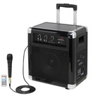 Renkforce Hybrid Driver Mobiler Akku Lautsprecher + Mikrofon für 79,99€